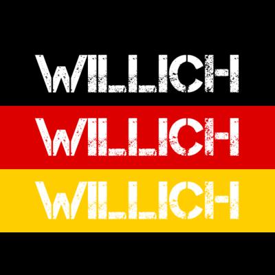 STADT WILLICH, DEUTSCHLAND - WILLICH ist deine Heimat? Dann ist dieses Design für dich! Heimat,Stadt,Deutschland,deutsch,städte,schwarz rot gold,Region,Orte,Ort,Stadtname,Metropole,großstadt,Heimatstadt,city,Deutschlandflagge,Bun - Deutschlandflagge,WILLICH,städte,Region,deutsch,Stadt,BRD,Stadtname,Deutschland,Orte,Bundesrepublik,Ort,Deutschlandfahne,Heimatstadt,Metropole,Heimat,schwarz rot gold,city,großstadt