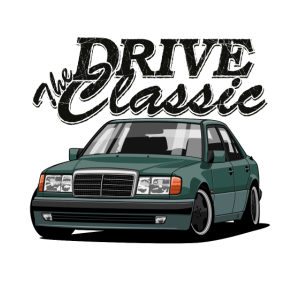 W124 drive the classic