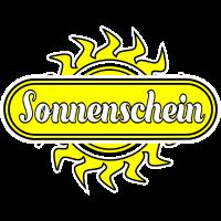 Sonnenschein Logo gelb