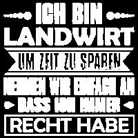 LANDWIRT - Ich habe immer Recht..