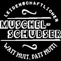 Muschelschubser Watt Mutt Datt Mutt Nord Geschenk
