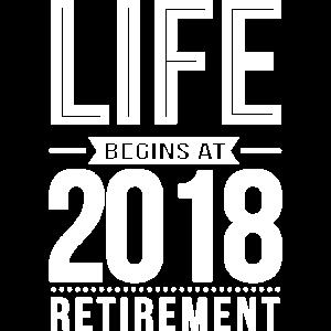 Life Begins At 2018