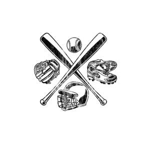 CHAMPION BASEBALL - Vintage Baseball Shirt Motiv