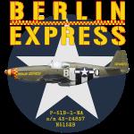 P-51B Berlin Express