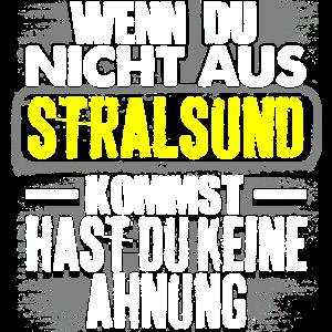 STRALSUND - Ahnung