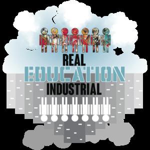 Bildung vs. Echt Industrie Bildung