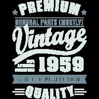 Geburtstag 1959