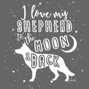 German Shepherd GSD Moon 2