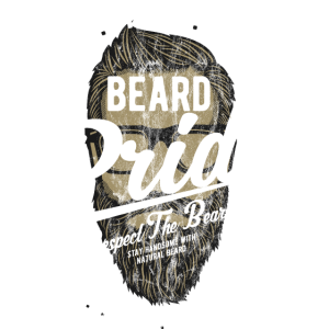 BEARD PRIDE - Bart Style Shirt Motiv
