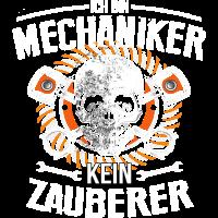 Ich bin Mechaniker