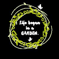 garden life Gärtnern Pflanzen Blumen Paradies lebe