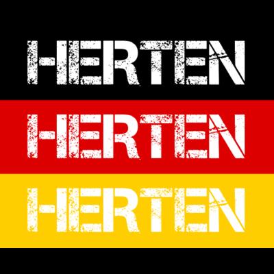 STADT HERTEN, DEUTSCHLAND - HERTEN ist deine Heimat? Dann ist dieses Design für dich! Heimat,Stadt,Deutschland,deutsch,städte,schwarz rot gold,Region,Orte,Ort,Stadtname,Metropole,großstadt,Heimatstadt,city,Deutschlandflagge,Bund - Deutschlandflagge,städte,Region,deutsch,Stadt,BRD,Stadtname,Deutschland,Orte,Bundesrepublik,Ort,Deutschlandfahne,Heimatstadt,Metropole,Heimat,schwarz rot gold,HERTEN,city,großstadt