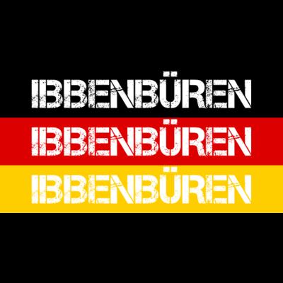 STADT IBBENBÜREN, DEUTSCHLAND - IBBENBÜREN ist deine Heimat? Dann ist dieses Design für dich! Heimat,Stadt,Deutschland,deutsch,städte,schwarz rot gold,Region,Orte,Ort,Stadtname,Metropole,großstadt,Heimatstadt,city,Deutschlandflagge, - Deutschlandflagge,IBBENBÜREN,städte,Region,deutsch,Stadt,BRD,Stadtname,Deutschland,Orte,Bundesrepublik,Ort,Deutschlandfahne,Heimatstadt,Metropole,Heimat,schwarz rot gold,city,großstadt
