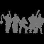 Jugger Team grau