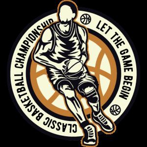 CLASSIC BASKETBALL - Retro Basketball Shirt Motiv