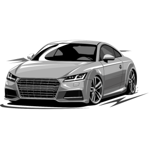 TT RS tuning coupe