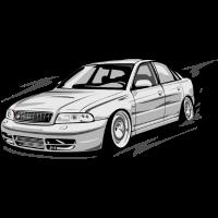 S4 B5 Limousine
