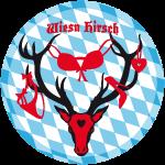 Wiesn Hirsch Jäger & Sammler Bayern Button