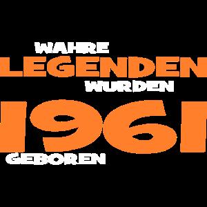 Wahre Legenden 1961