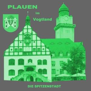 Plauen Vogtland Spitze Rathaus Wappen