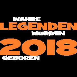 Wahre Legenden 2018