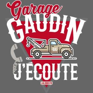 T-shirt Garage Gaudin j'écoute (dépanneuse)