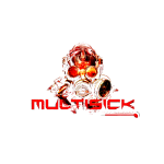 MultiSick Record label Logo