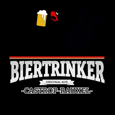 Bier aus Castrop-Rauxel Deutschland - Original Biertrinker aus Castrop-Rauxel in Deutschland. - wm,schwarz,rot,orginal,gold,fussballtrikot,fussball,fussball,fun,cool,cool,bestseller,Weltmeisterschaft,Trikot,Stadt,Schland,Party,Fußball,Deutschland,Deutscher,Deutsch,Castrop-Rauxel,Biertrinker,Bier,BRD