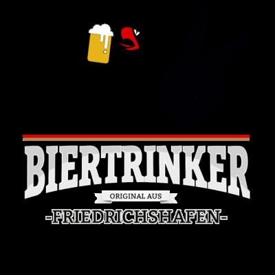 Bier aus Friedrichshafen Deutschland - Original Biertrinker aus Friedrichshafen in Deutschland. - wm,schwarz,rot,orginal,gold,fussballtrikot,fussball,fussball,fun,cool,cool,bestseller,Weltmeisterschaft,Trikot,Stadt,Schland,Party,Fußball,Friedrichshafen,Deutschland,Deutscher,Deutsch,Biertrinker,Bier,BRD