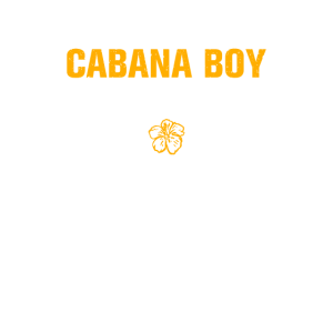 cabana boy distressed