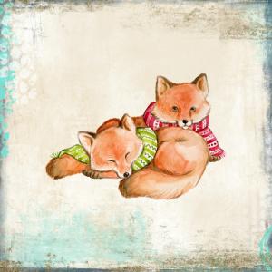 Gute Nacht kleiner Fuchs