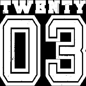 Twenty 2003