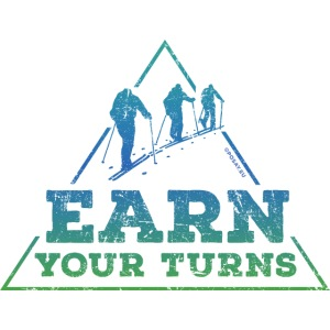 Earn your turns Shop