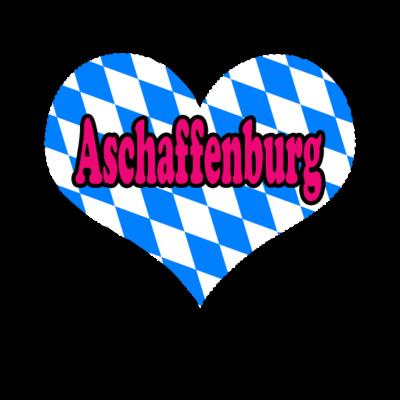 Love Bayern Stadt Aschaffenburg - Love Bayern Stadt Aschaffenburg - love,i,gifts,fußball,deutschland,bundesländer,Zugspitze,Weihnachten,Stuttgart,Stadt,Schwaben,Pfalz,Oktoberfest,Love,Geschenke,Germany,Freistaat,CSU,Bayern,Aschaffenburg,Alpen