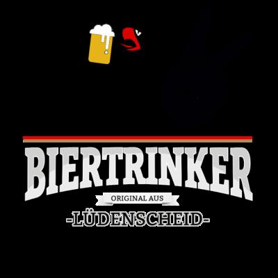Bier aus Lüdenscheid Deutschland - Original Biertrinker aus Lüdenscheid in Deutschland. - wm,schwarz,rot,orginal,gold,fussballtrikot,fussball,fussball,fun,cool,cool,bestseller,Weltmeisterschaft,Trikot,Stadt,Schland,Party,Lüdenscheid,Fußball,Deutschland,Deutscher,Deutsch,Biertrinker,Bier,BRD