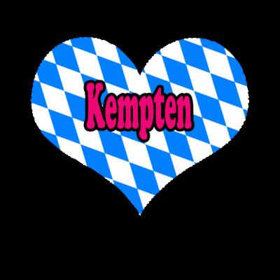 Love Bayern Stadt Kempten - Love Bayern Stadt Kempten - love,i,gifts,fußball,deutschland,bundesländer,Zugspitze,Weihnachten,Stuttgart,Stadt,Schwaben,Pfalz,Oktoberfest,Love,Kempten,Geschenke,Germany,Freistaat,CSU,Bayern,Alpen