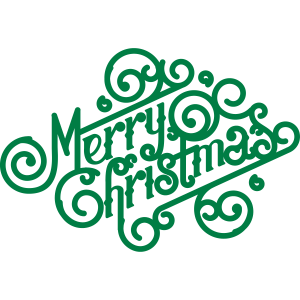 MerryChristmas vectorstock 6579504