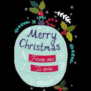Weihnachtskugel Ornament vectorstock 6438519