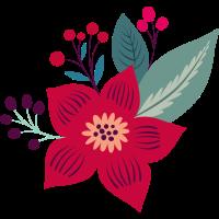 Blumen vectorstock 6438519