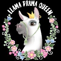 Llama Drama Queen
