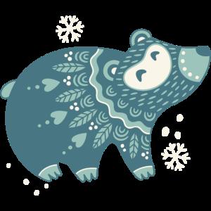 Bear vectorstock 6721244