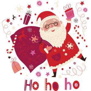 Santa vectorstock 6454009