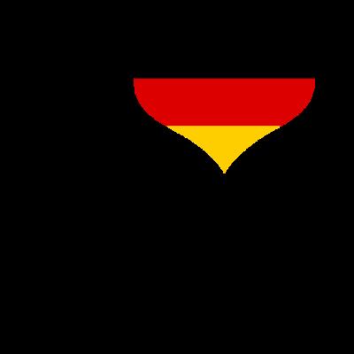 I Love Germany Home Bad Salzuflen - I Love Germany Home Bad Salzuflen - stolz,soccer,proud,italy,italien,ich,i,herz,heart,fussball,flag,em,colours,Weihnachten,Nationalität,Nation,Love with heart,Love hurts,Love,Liebe,LOVE,Bad Salzuflen