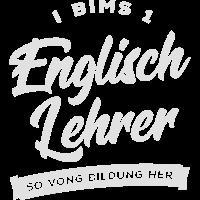 I bims 1 Englisch Lehrer
