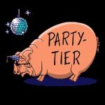 Partytier