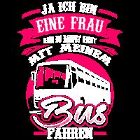 BUS Fahrerin