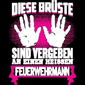 FEUERWEHRMANN - Brüste