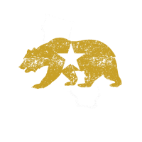 California Golden State Bear