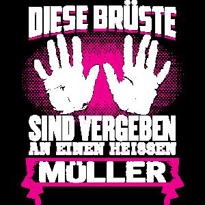 MÜLLER - Brüste