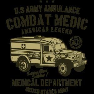 US Army Ambulance